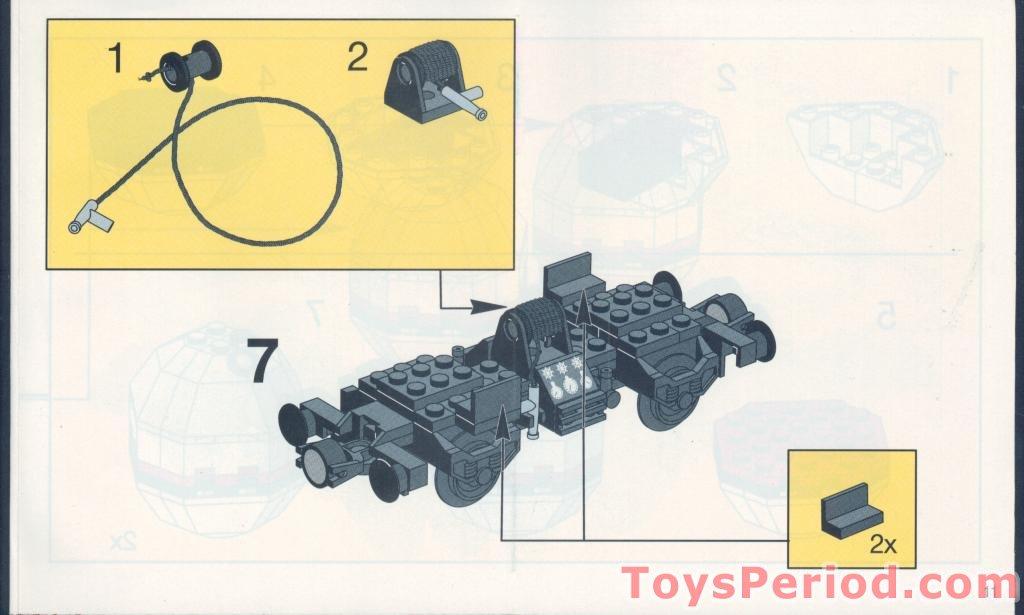 lego tank instructions pdf