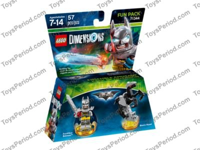 Awesome Lego Dimensions Starter Pack Instructions