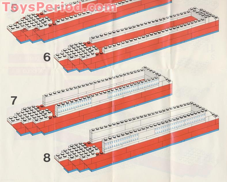 Parts Of Cruise Ship
