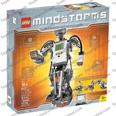 Lego 8527 Lego Mindstorms Nxt Set Parts Inventory And Instructions