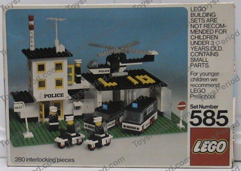 Lego New White Glass for Window 1 x 2 x 2 Black POLICE TELEPHONE City Piece