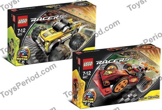 pullback racer 2 lego technic