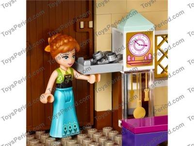 Lego 41068 Arendelle Castle Celebration Set Parts Inventory And