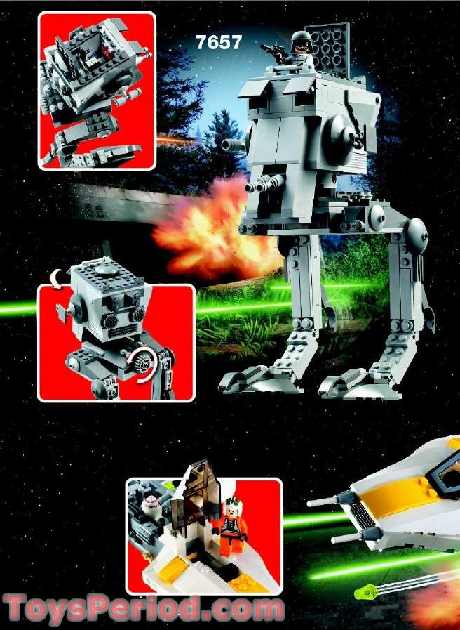 lego imperial landing craft instructions