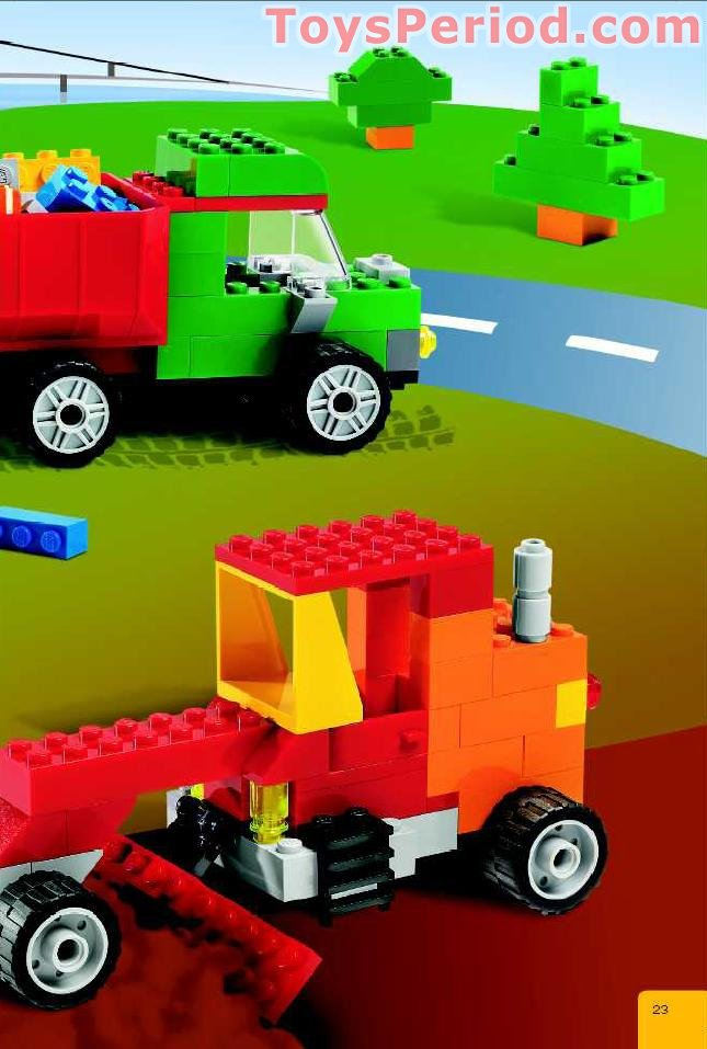 lego 6187 road construction set set parts inventory and