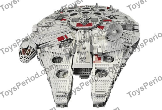 millennium falcon lego instructions 10179