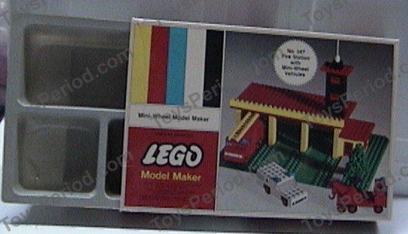 347 Lego Brick 1x8 NEW Brown 5 Piece