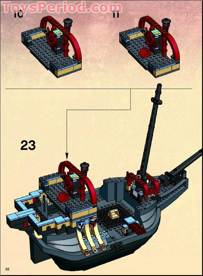 Lego 4768 2 The Durmstrang Ship With Bonus Minifigures Target Exclusive Set Parts Inventory And Instructions Lego Reference Guide 2005 lego harry potter durmstrang ship 4768 review! lego 4768 2 the durmstrang ship with