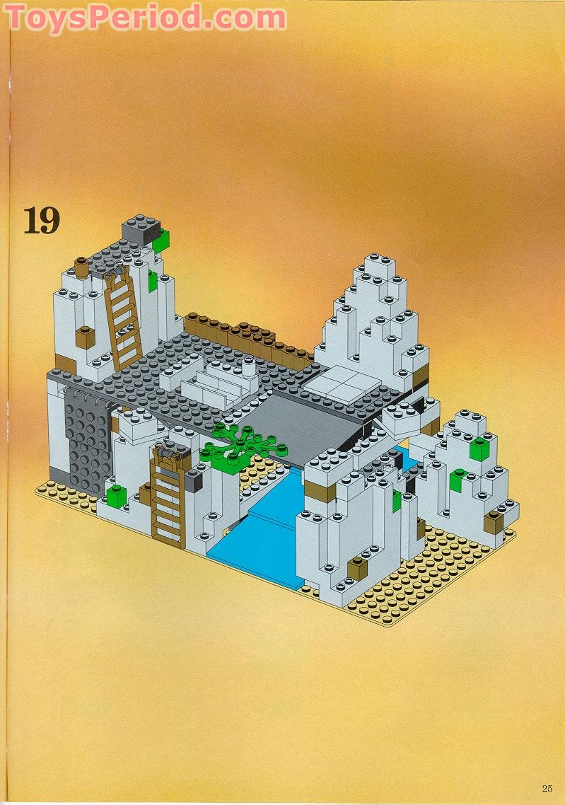 lego duplo farm instructions 6141