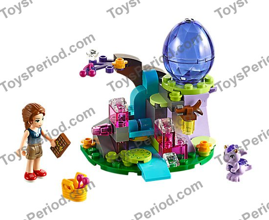 Elves Emily Jones and the Baby Wind Dragon 41171 83 pcs Building Blocks