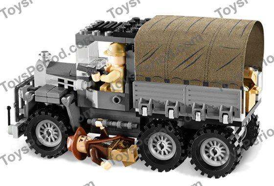 Lego City Money Transporter Instructions
