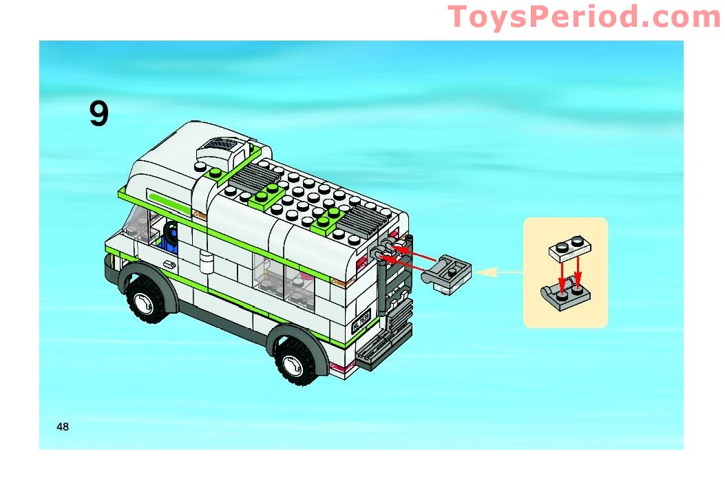 Lego City Camper Trailer Instructions Pinkalicious Books Series