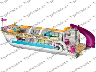 Lego 41015 Dolphin Cruiser Set Parts Inventory And Instructions
