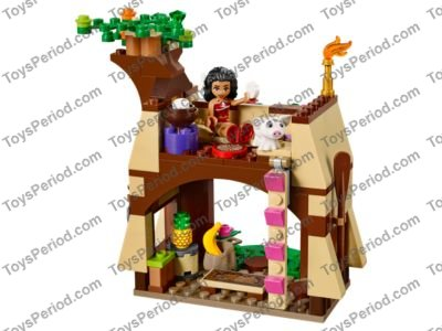 LEGO Disney Moana MiniFigure From Set 41149 Pua the Pig