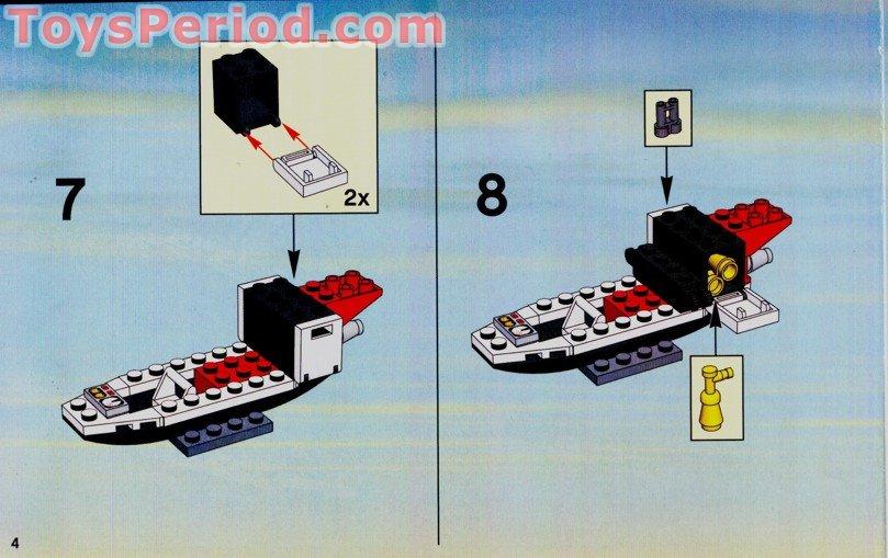 thomas super station instruction manual
