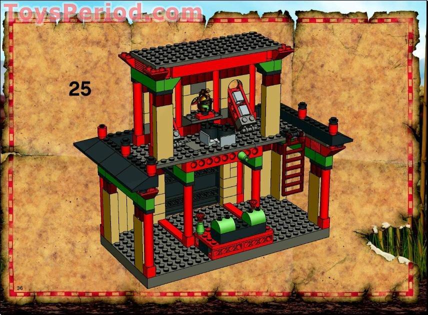 Lego Adventure Dragon Fortress Guardian Minifig Figurine Set 7419 adv045