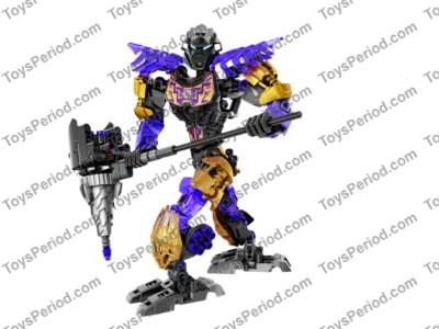 New Sealed toys Limited in stock Bionicle Onua Uniter of Earth