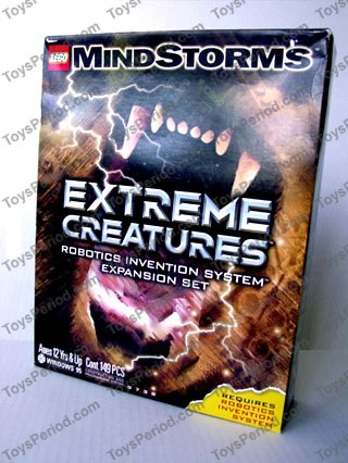 LEGO 9732 Extreme Creatures Set Parts Inventory and Instructions ...