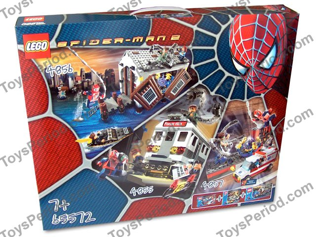 lego spider man 3 sets -#main