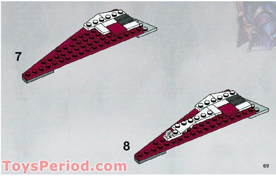 lego buzz droid instructions