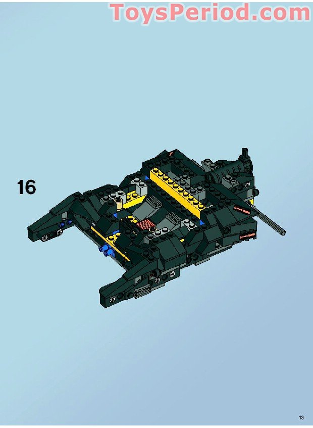 lego tumbler instructions pdf