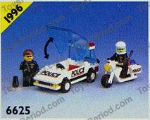 LEGO Bau- & Konstruktionsspielzeug Lego 6625 Baukästen & Konstruktion Bauanleitung