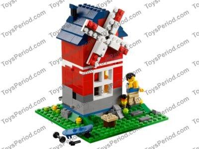 lego creator 31009 instructions