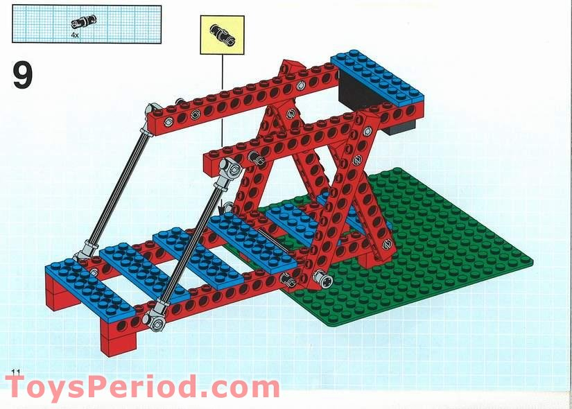 lego simple machines building instructions