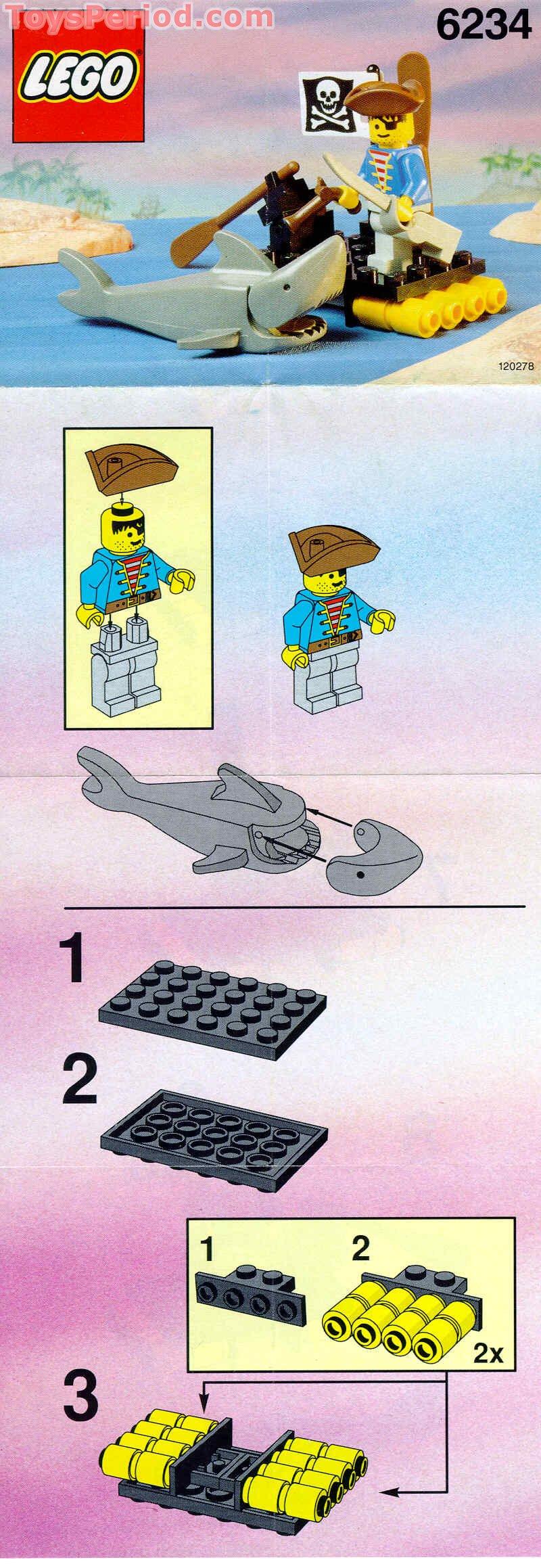lego gun instructions pdf