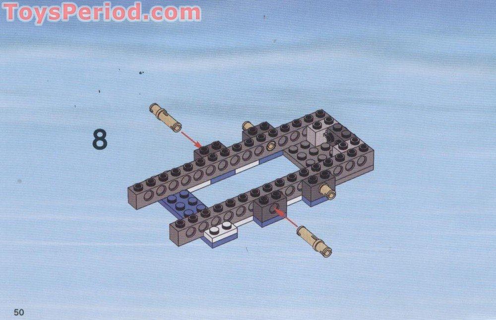 Lego City Speed Boat Instructions