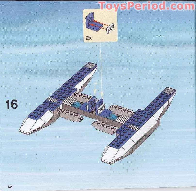 lego plane instructions 60022