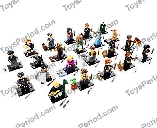 Lego New Minifigure Invisibility Cloak Shiny Iridescent Side Arcane Pattern