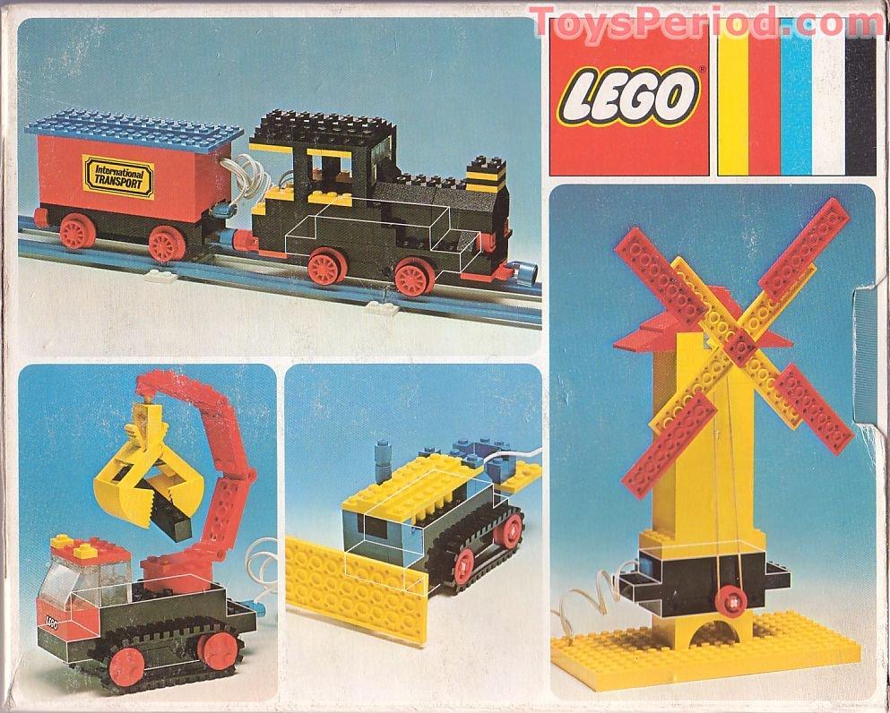 lego 107 1 motor set set parts inventory and. Black Bedroom Furniture Sets. Home Design Ideas
