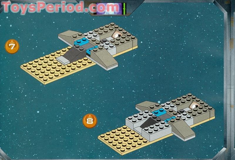 LEGO pièce ref 3039px11 olddkgray du set star wars 7130