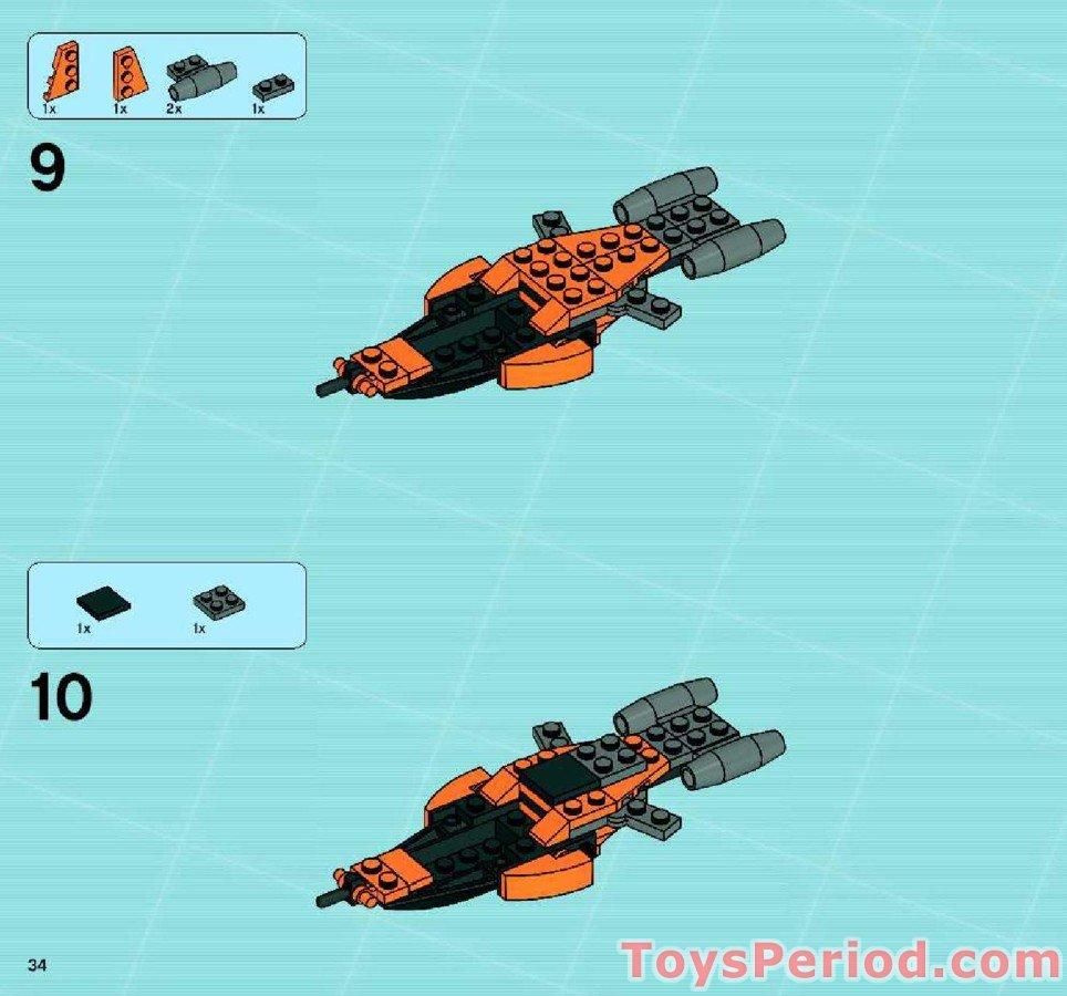 Lego Agents Mission 6 LEGO 8635 Missi...