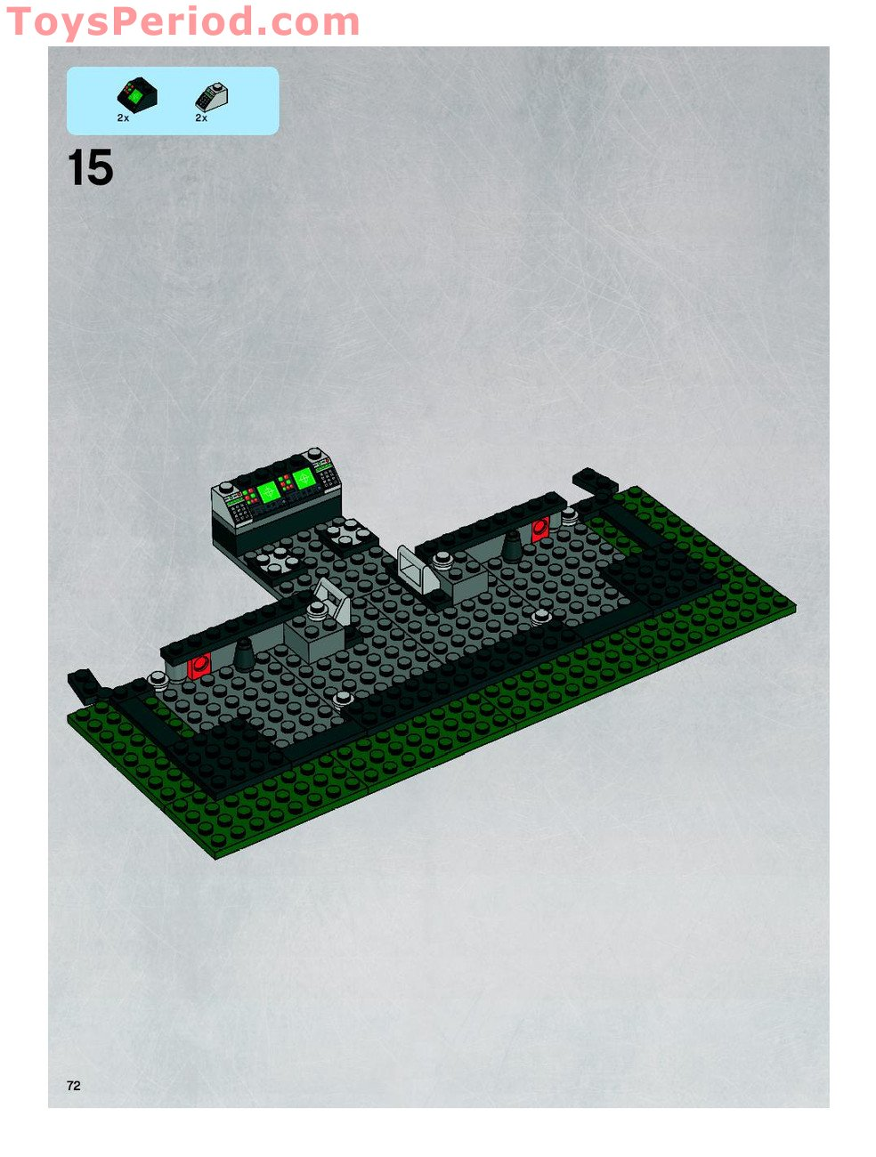 Lego Battle Of Endor Instructions Pdf