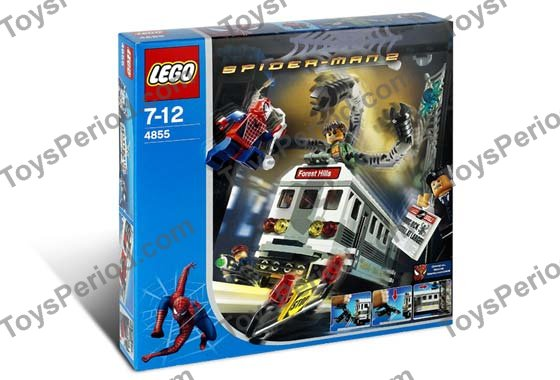 lego spider man 3 sets - photo #6
