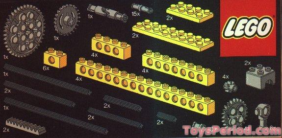 Lego Wand Container 1x2x3 Grün 2 Stück 871 #