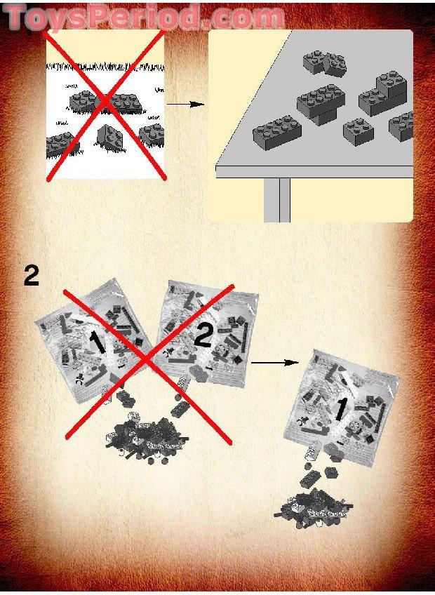 elc castle of doom instructions