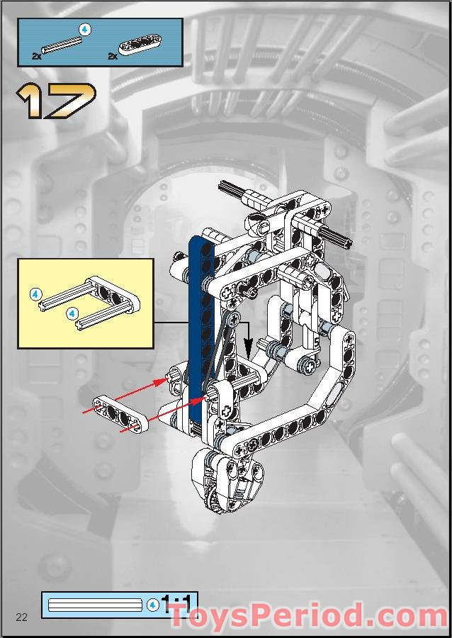 Lego 8009 R2 D2 Set Parts Inventory And Instructions