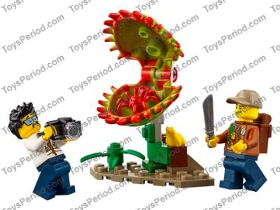 Dark Tan, Orange, Brown, Dark Brown 99930 4x Lego Hair Pieces Male Side Partin