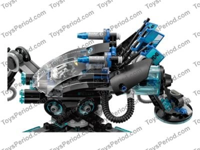 70611 Lego Ninjago Movie Water Strider 494 Pieces Age 8-14 Yrs New Release 2017!