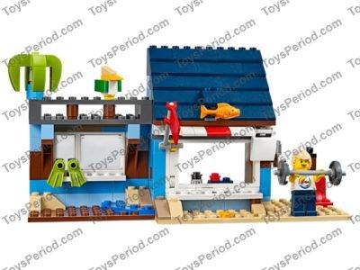 31063 BEACHSIDE VACATION lego creator NEW sealed 3 in 1 legos set HARBOR shop