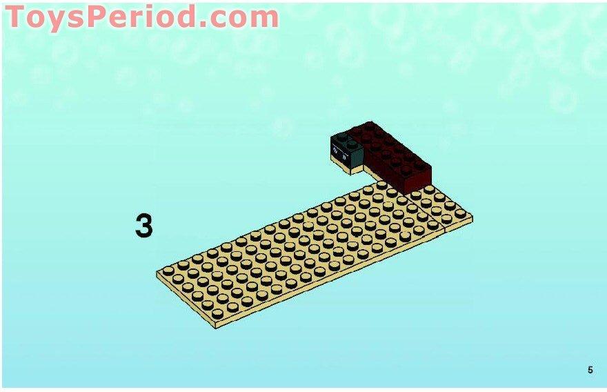 how to build spongebob out of legos