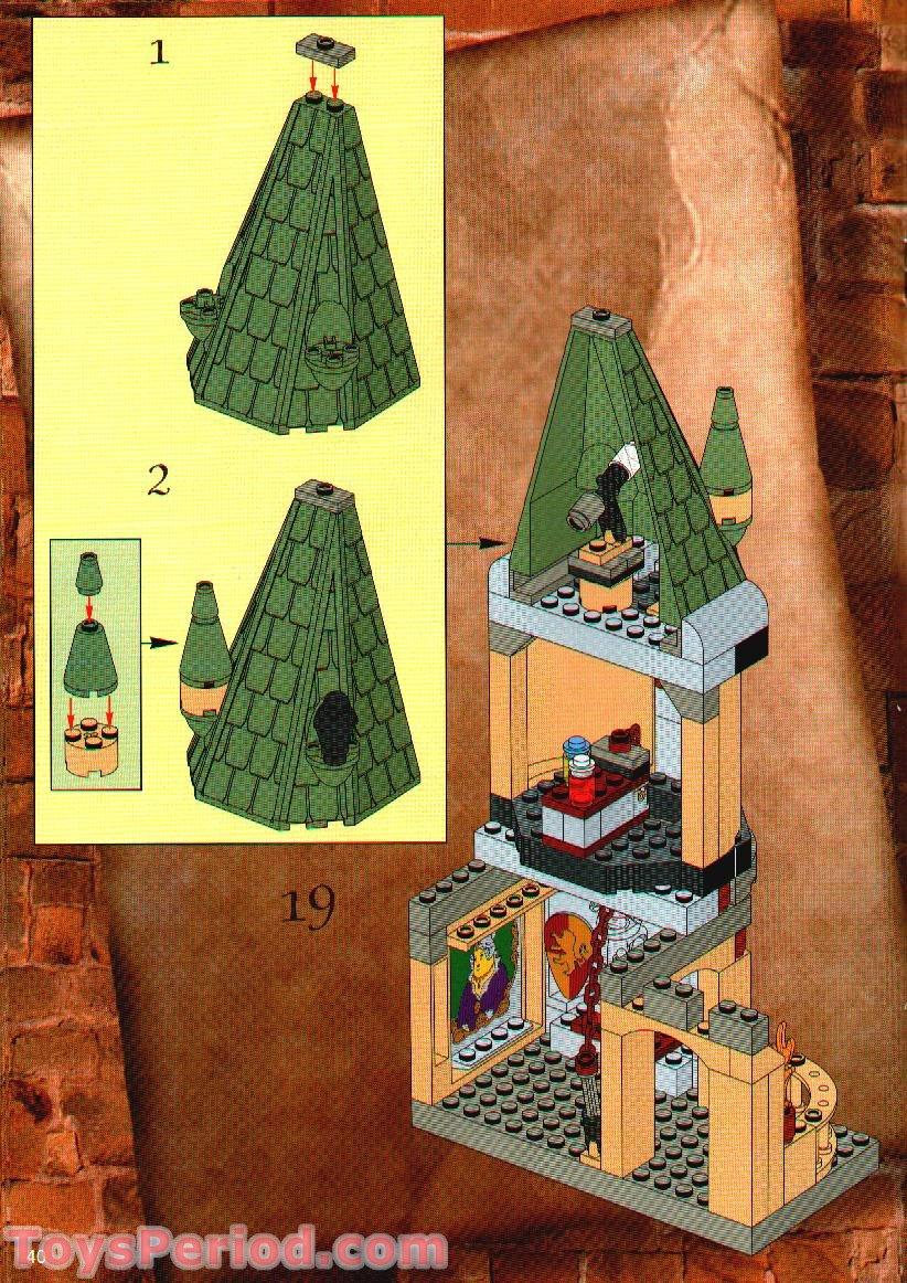 LEGO 4709 Hogwarts Cas...