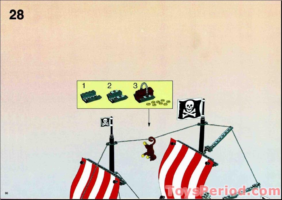 black seas barracuda instructions