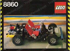 lego bauanleitung 8860