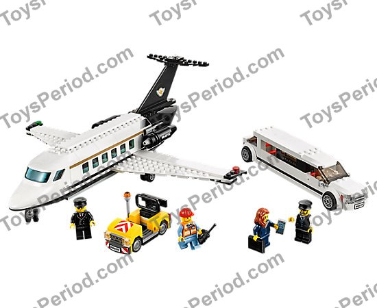 Lego 60102 Airport Vip Service Set Parts Inventory And Instructions