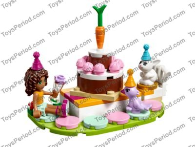 LEGO 41110 Birthday Party Image 7
