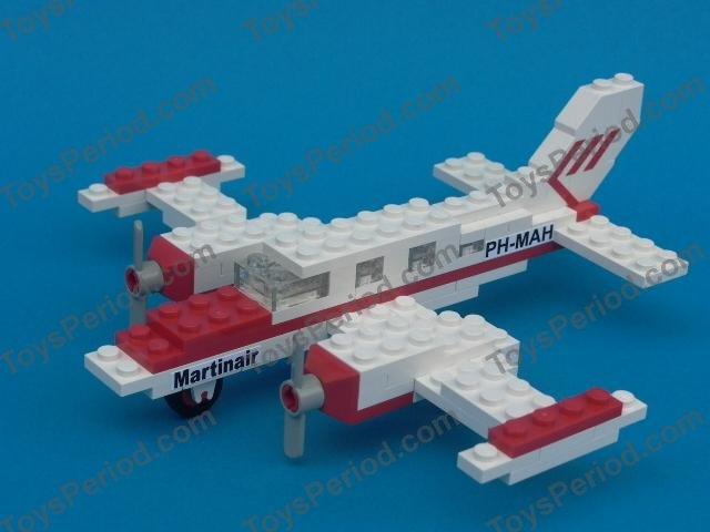 LEGO 1610-2 Martinair Holland Promotional Set, Cessna